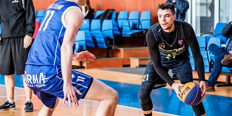 Alin Andrieș este noul jucător al lui BC Athletic Constanța