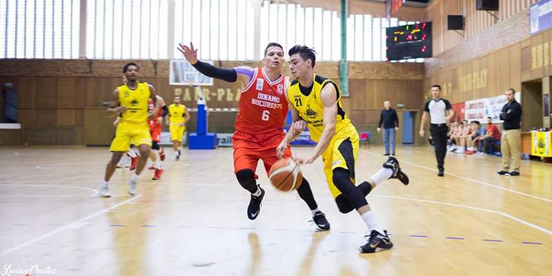 Un jucator de la Cuza Sport Braila in lotul Romaniei pentru FIBA 3×3 World Cup 2018