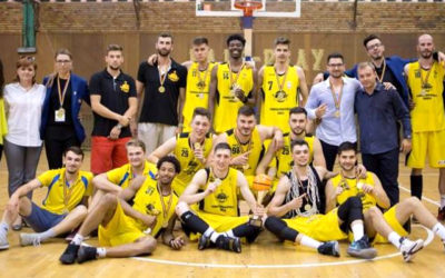 Cuza Sport a câștigat turneul final al Ligii 1 la baschet masculin