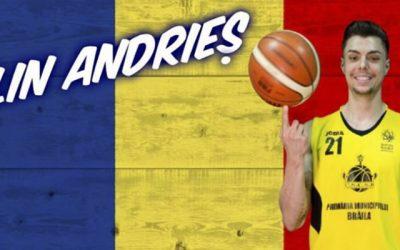 SCMU Craiova a luat un român cu experiență. Alin Andrieș va juca în Bănie
